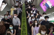Coronavirus death toll rises as 'chronic shortage' of medical masks emerges