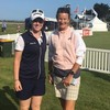 Sonia shows her support as Meadow and Maguire chase top 10 finishes in Australia