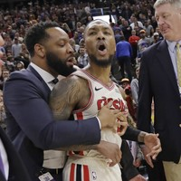 'It cost us the f*****g game': Damian Lillard furious as late missed call denies Blazers