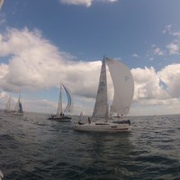Round Ireland race day one review: Favourite Green Dragon takes the lead