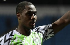 Ighalo won't join Man United's training camp due to fears over coronavirus travel restrictions