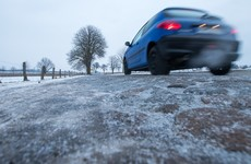 As the worst of the storm passes, a nationwide snow/ice warning has been issued by Met Éireann
