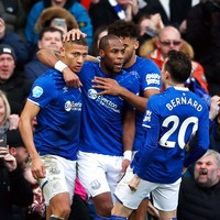 Resurgent Everton beat Palace to make it 17 points out of 24 under Ancelotti