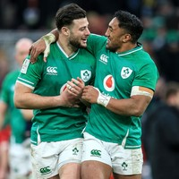 Weight of the World Cup shaken off as Ireland prove they can entertain
