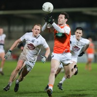 Armagh revive promotion push with win over Kildare despite Jamie Clarke sending-off