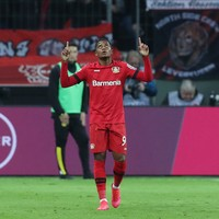 Super sub Bailey denies high-flying Dortmund late as Leverkusen win seven-goal thriller