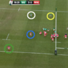 "Analysis: ""Murray, give it to me, Murray!"" - Ireland show try-scoring edge"