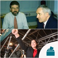 From a handful of TDs to a 'seismic' surge: Sinn Féin's long and winding road to electoral breakthrough
