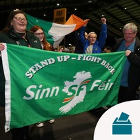 Mary Lou arrives amid chants of 'Murphy out': The story so far at the RDS