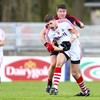 Cork finish with 13 men but stay top of Division 3 after success over Down