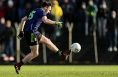 Super sub McLoughlin bags late goal against Meath to hand Mayo first league win