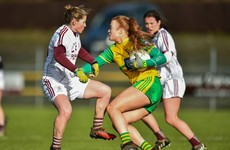 Tracey Leonard stars with 3-4 tally as Galway make it back-to-back wins