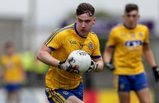 Roscommon too strong for Clare at the Hyde despite early red card