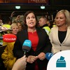 'The two-party system in this country is now broken': McDonald arrives at RDS to cheers from supporters