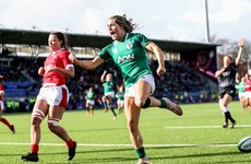 'The X-factor that she brings is all her': Another dream day for Ireland's 18-year-old sensation