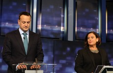 'A forced marriage wouldn't make a good government: Varadkar continues to rule out Sinn Féin coalition