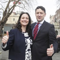 Catherine Martin's husband to join her in the Dáil