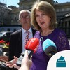Former tánaiste Joan Burton has lost her seat in Dublin West