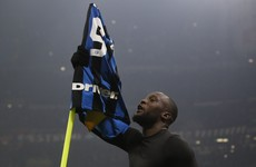 Lukaku goal rounds off Milan derby as Inter come from two down for famous win