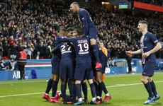No Neymar but PSG aided by own goal for the ages in win over Lyon