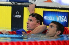 London 2012: Lochte beats Phelps in medley