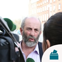 Danny Healy-Rae apologises for 'to hell with planet' comment after confrontation with Green Party candidate