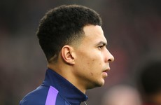 Dele Alli apologises for coronavirus social media video