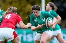 'This is a different ball game': Ex-Meath captain making her presence felt on international rugby stage