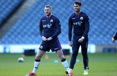 'I just want him back' - Scotland wing Maitland hoping for Russell's return