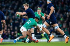 Another blow for Scotland as Jonny Gray is ruled out for remainder of Six Nations