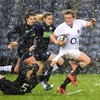 England send statement of intent in rescheduled, snowy Six Nations clash and knock Ireland off top spot