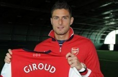 'It's been a dream' -- Giroud agrees Arsenal deal