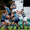 Clutch McDonough penalty sees Castleknock climb over Belvo and into LSSC semis