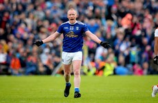 Former Cavan player Mackey has transfer to 2018 Leinster club champions approved