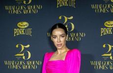 Model denies trapping Weinstein accuser in hotel bathroom