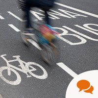Opinion: Cycling to work shouldn't feel like going to war but I still get flashbacks from being hit by car