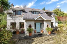 A leafy oasis just minutes from Enniskerry village - yours for €1.05m