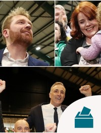 A GAA star, a former Army Ranger and more than a few teachers: The new faces in the Dáil