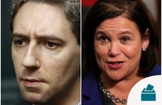 Simon Harris: Abstaining on vote for Mary Lou as Taoiseach is 'the exact same as voting for her'