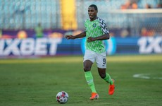 Ighalo 'desperate' for Man United debut, in line to feature against Chelsea
