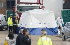 Two people arrested by UK police over Essex lorry deaths