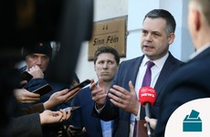 Pearse Doherty will head up Sinn Féin's team in talks to form a government