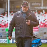 No snow days or viral videos as McFarland revs Ulster up for Pro14