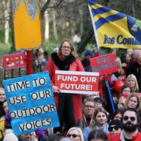 Was childcare really that big an issue for voters in the general election?