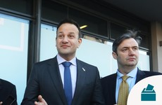 Leo Varadkar says he'll most likely be the leader of the opposition after the next government is formed