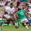 Manu Tuilagi returns to England training camp ahead of Ireland clash