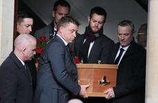 'We were lucky to have her': Funeral of RTÉ broadcaster Keelin Shanley takes place in Dublin