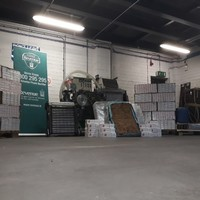Revenue seize 240kgs of tobacco and machinery associated with illicit cigarette manufacturing