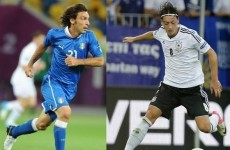 Germany v Italy -- the 4 key battles that will decide the second semi-final