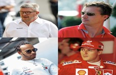 Playboys, playgrounds and separating the good from the great: Ross Brawn on the magic of F1